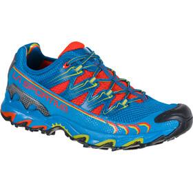 La Sportiva Ultra Raptor Running Shoes Men neptune/poppy